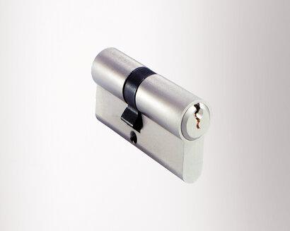 Profil-Halbzylinder, für Schlüsseltaster