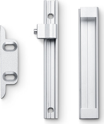 Zusatzverriegelung OL 90N / OL 95, Aluminium