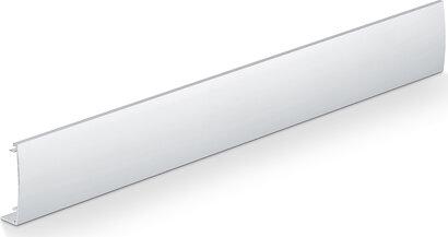 Abdeckprofil Levolan 60/120, Deckenmontage/Wandmontage, Aluminium