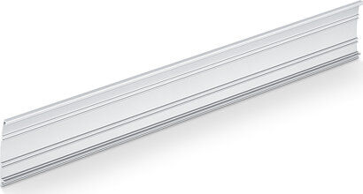 Abdeckprofil Levolan 60/120, Deckenmontage, Aluminium