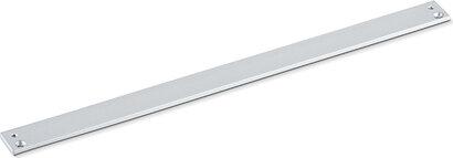 Montageplatte für Standard-/ECline-/T-Stop-/EFS-Gleitschiene, Aluminium