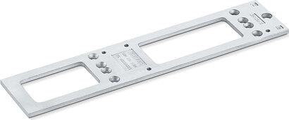 Montageplatte für TS 5000/4000, Aluminium