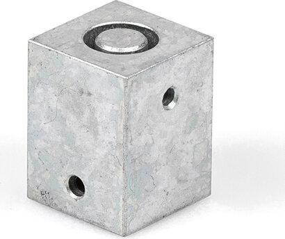 Bohrlehre OL 90, für Kurbelstange-Verbindungsrohr, verzinkt