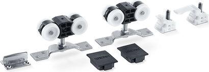 Zubehörset Grundkomponenten Perlan 140 für Deckenmontage