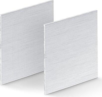 Clipsblende Profildesign 40, Aluminium