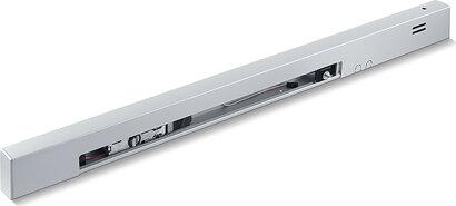 Gleitschiene R für TS 5000, mit elektrischer Feststellung, Aluminium