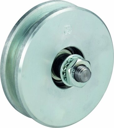 Stahlrolle Nr. 886S für Schiebetor