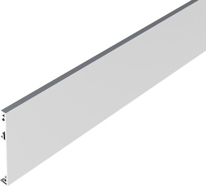 Clipsblende für Modul Kozept 80, für Glas, Aluminium
