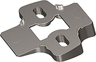 Winkeladapter für Kreuzmontageplatten Sensys, Zinkdruckguss