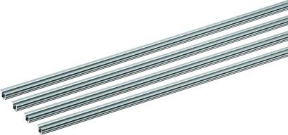 Laufprofil-Set SlideLine M, 1-bahnig, Aluminium