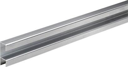 Führungsprofil STB 12, Aluminium