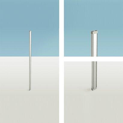 Boden/Deckenprofil, Amari 200, Aluminium