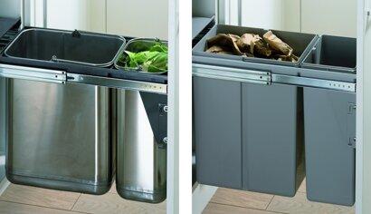 Abfallsystem, Kunststoff