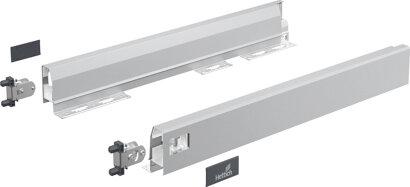 Schubkastenzarge ArciTech Flexible Sets, 78 mm, Stahl