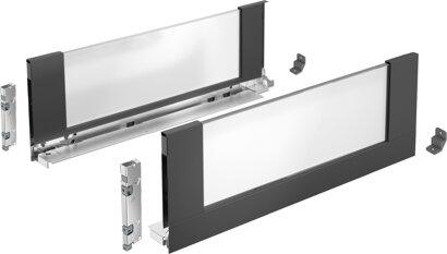 Inlay Frontauszug AvanTech YOU Höhe 187 mm