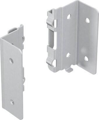 Rückwandverbinder AvanTech YOU Höhe 101 mm