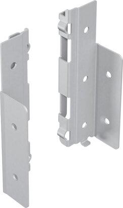 Rückwandverbinder AvanTech YOU Höhe 139 mm
