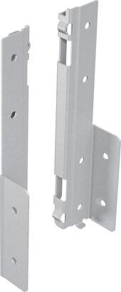 Rückwandverbinder AvanTech YOU Höhe 187 mm