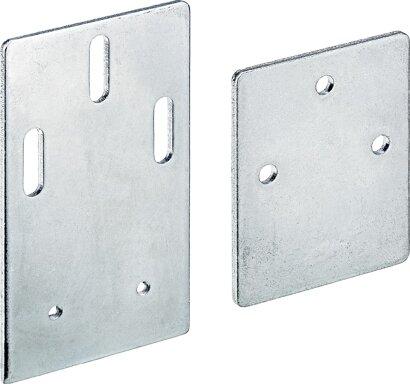Hettlock RFID Zuhalteblech für Doppeltüren
