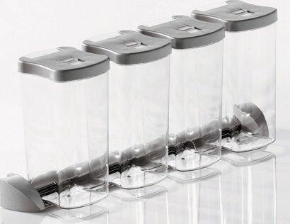 Vorratsdosen-Set, Kunststoff