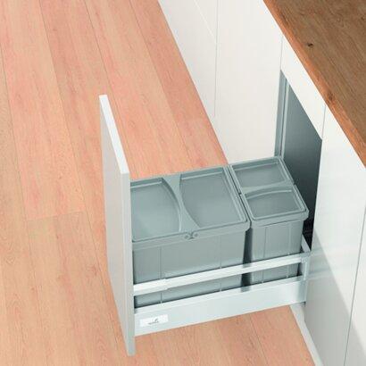 Abfallsystem Bin.it Vario 300, Kunststoff