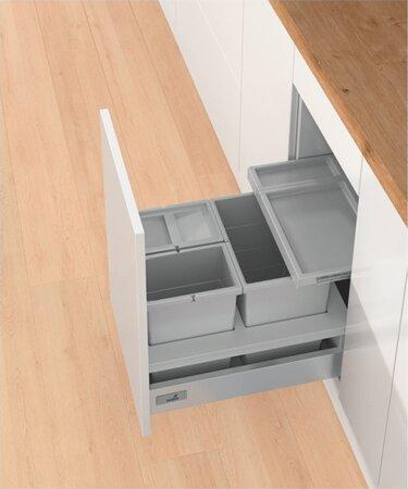 Abfallsystem InsertFlex, Kunststoff