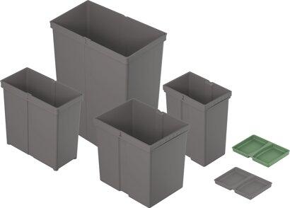 Eimer ArciTech / InnoTech Pull, Kunststoff