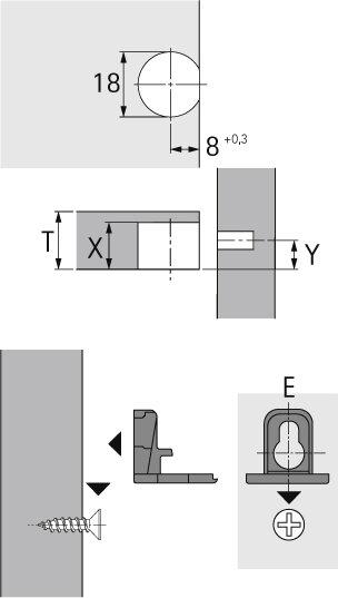 Hettich Toolex VB 54//19