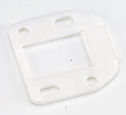 Distanzplatte für Aufschraubscharnier, Kunststoff