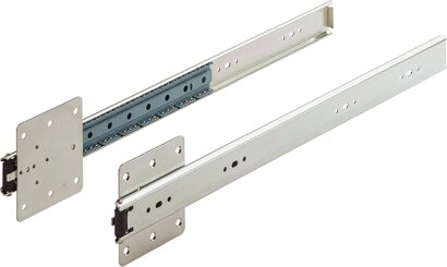Drehschiebetürsystem KA 5740, Stahl