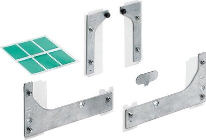 Schiebetür-Ergänzungsset SlideLine M, für Glastüren