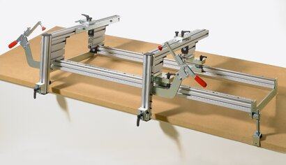 Montagehilfe für Schubkästen ArciFit 200, Stahl/Aluminium