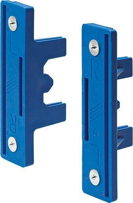 Ankörnlehre BlueJig MT, Kunststoff/Stahl