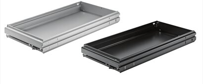 Stahlschubkasten (Büroschrank) Systema Top 2000, Stahl