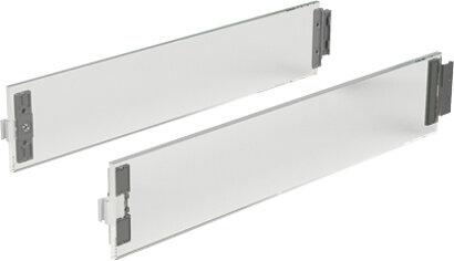 Designelement ArciTech, DesignSide, mit Verbinder, Glas