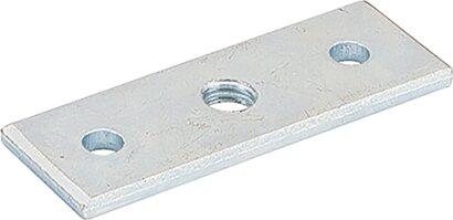 Halteplatte, Stahl