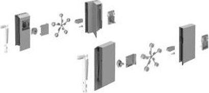 Designelementadapter InnoTech DesignSide, Kunststoff