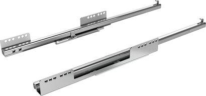Unterflur-Teilauszug Quadro 25, mit Silent System, für InnoTech, Stahl