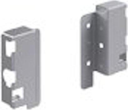 Rückwandverbinder InnoTech, 70 mm, ALU/Holz