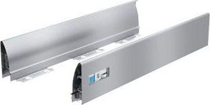 Schubkastenzarge InnoTech, 70 mm, Stahl
