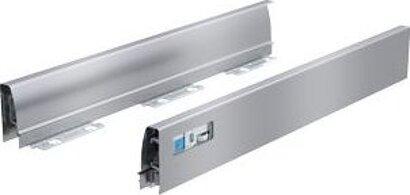 Schubkastenzarge InnoTech, 54 mm, Stahl