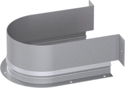 Metallumrandung ArciTech, Stahl