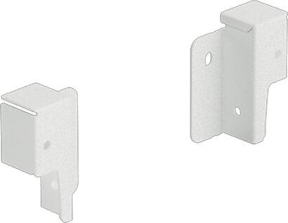 Rückwandverbinder ArciTech, 78 mm, ALU/Holz