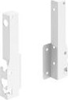 Rückwandverbinder InnoTech Atira, 144 mm, Holz