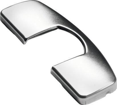 Zierkappe Sensys, für Scharniertopf, Stahl
