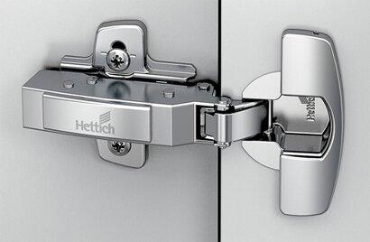 Automatik-Topfscharnier Sensys 8631i, Stahl/Stahl