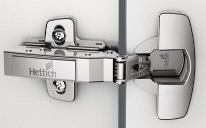 Automatik-Topfscharnier Sensys 8645i, Stahl/Stahl