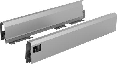 Schubkastenzarge ArciTech, 94 mm, Stahl