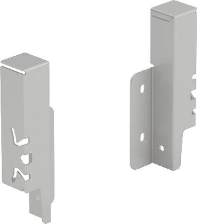 Rückwandverbinder ArciTech, 126 mm, ALU/Holz