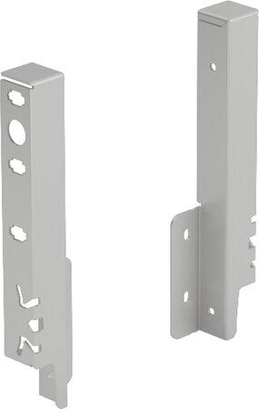 Rückwandverbinder ArciTech, 186 mm, ALU/Holz (NIK)